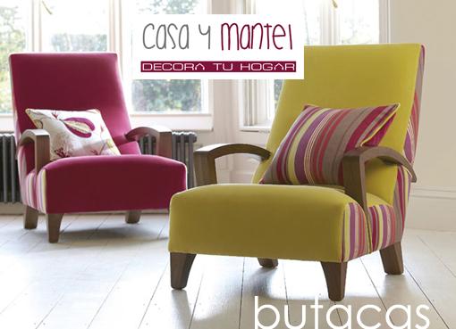 Butacas Casa y Mantel