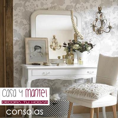 Consolas | Casa y Mantel