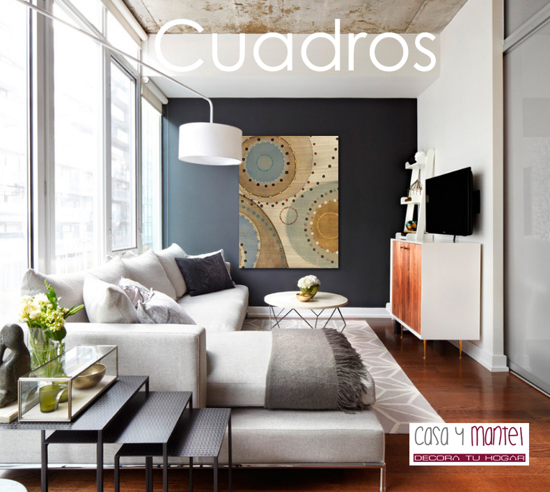 Muebles casa y mantel for Adornos modernos para decorar casa