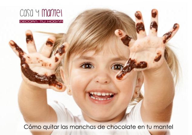 mantel-con-manchas-de-chocolate-quitar-isla-mueble