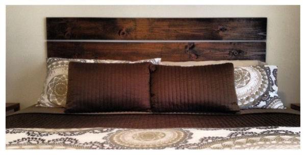 Dormitorio casa y mantel - Decorar cabeceros de cama ...