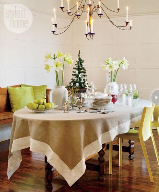 Manteles para navidad resultado de imagen para manteles - Manteles mesas grandes ...