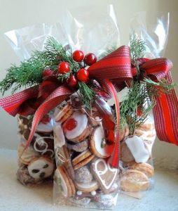 Regalo galletas manteles de navidad Don Mantel