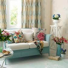 Decoración salon flores isla mueble decoración online