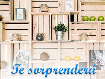 Viste tus paredes para la primavera Sorpre a tus invitados con Isla Mueble decoración