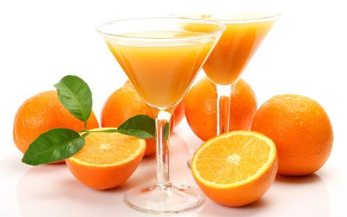 zumo-de-naranja defensas casa y mantel decoración online