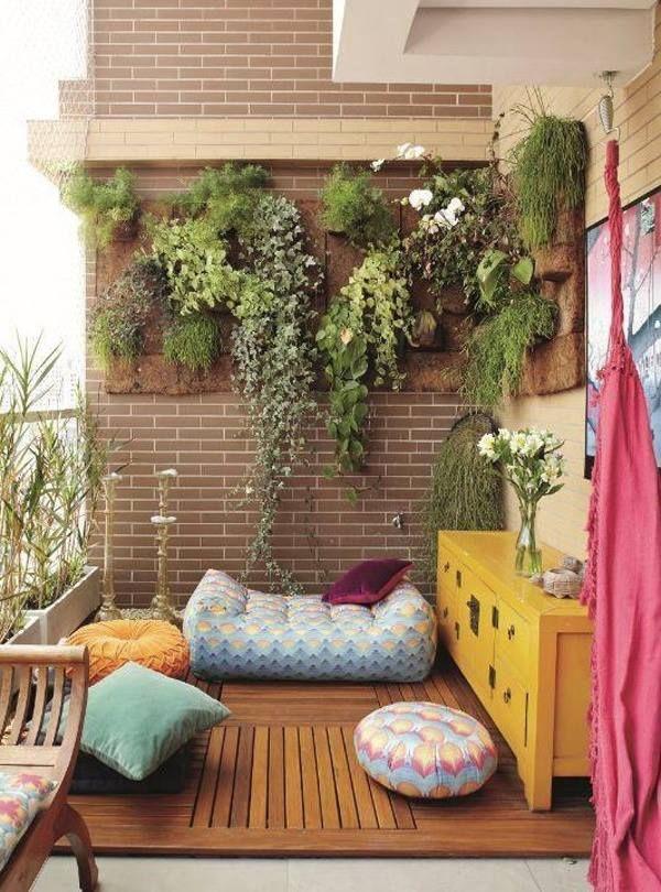 Decora tu balcon en verano isla mueble decoración