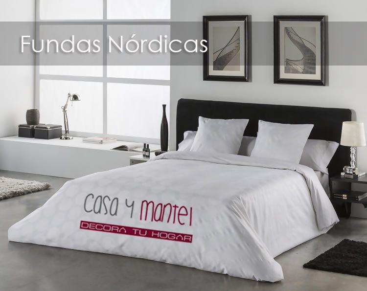 fundas nordicas casas y mantel nordicos ropa de cama