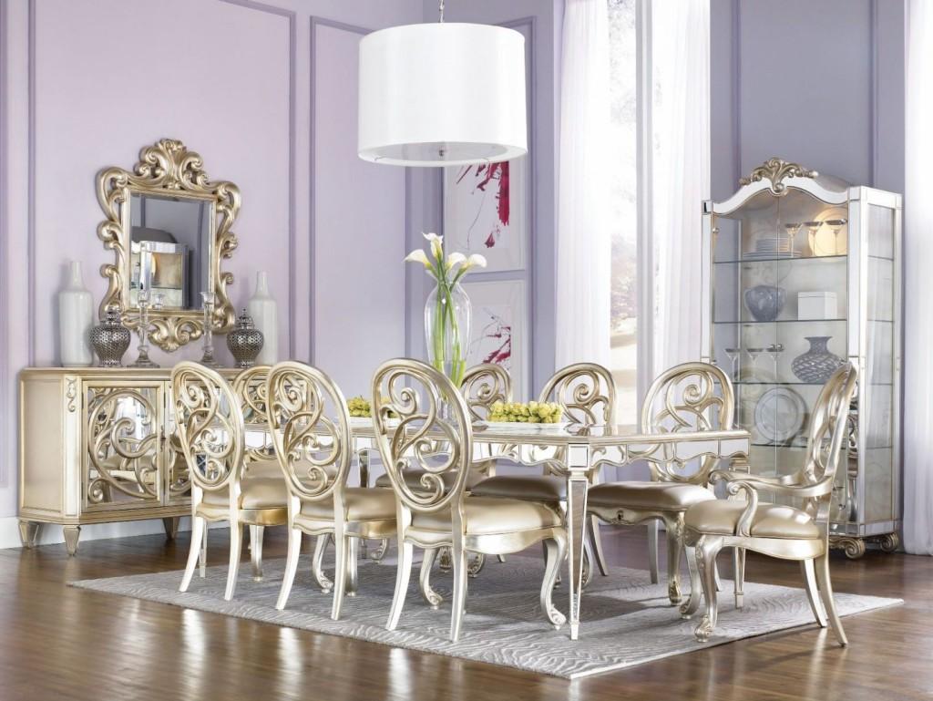 casa y mantel-decoracion vintage-tendencias de decoracion-muebles vintage-mesas y sillas