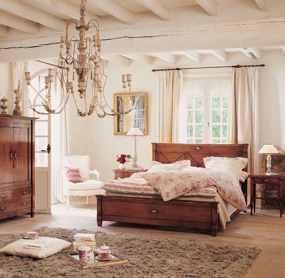 habitacion de y vintage