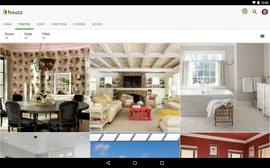 Manteles y muebles para la decoraci n de tu hogar casa y for App decoracion hogar