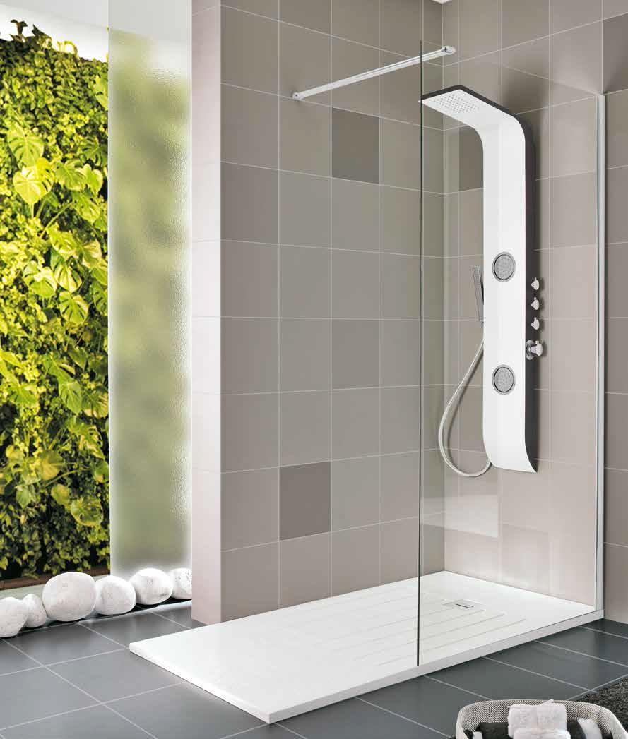 Moderno y relajante una buena opci n para tu ba o casa for Duchas modernas precios