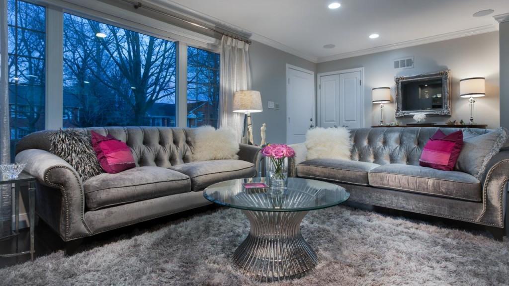 decoracion-metalica-casaymantel-estilos-colores-tendencias sofa-salon