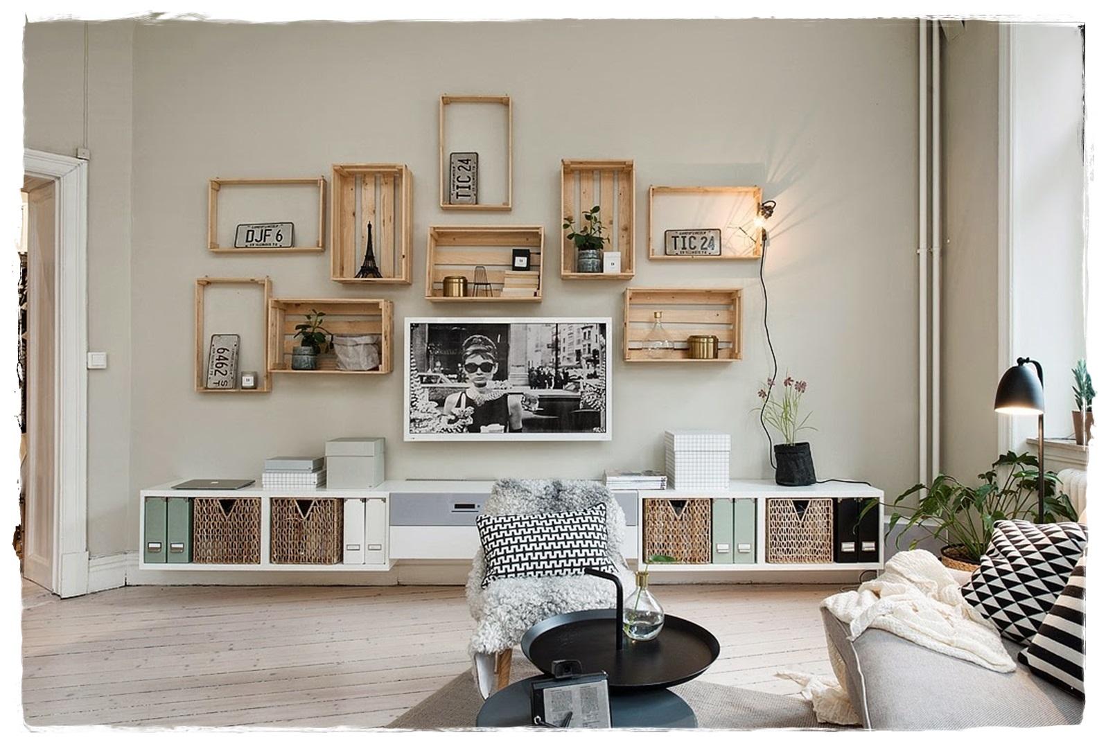 De la naturaleza a tu hogar casa y mantel - Casas de madera decoracion ...