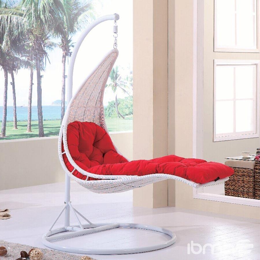 Muebles colgantes alucinantes casa y mantel for Tumbona colgante
