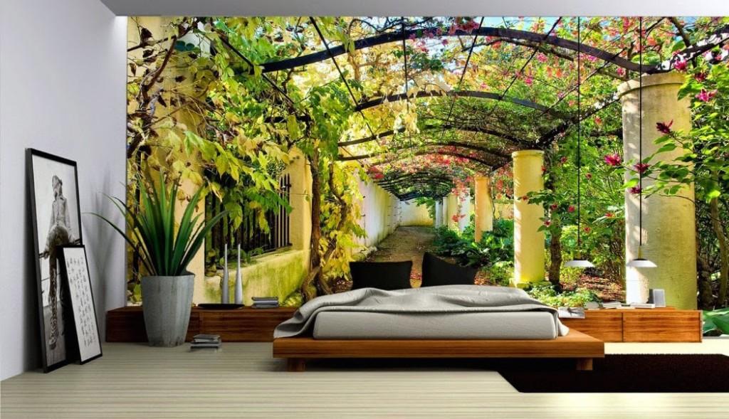curiosidades de la decoraci n paredes y pisos 3d