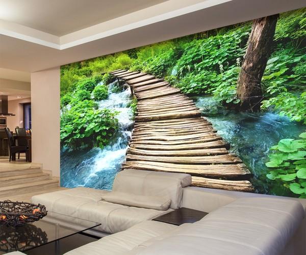 pared-vinilo-3d-decoracion-salon-casaymantel