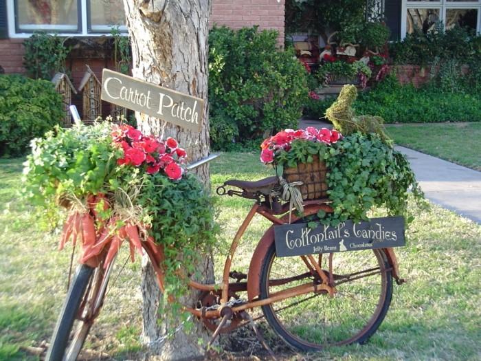 decorar-reutilizar-bibicletas-jardin-casaymantel  (1)