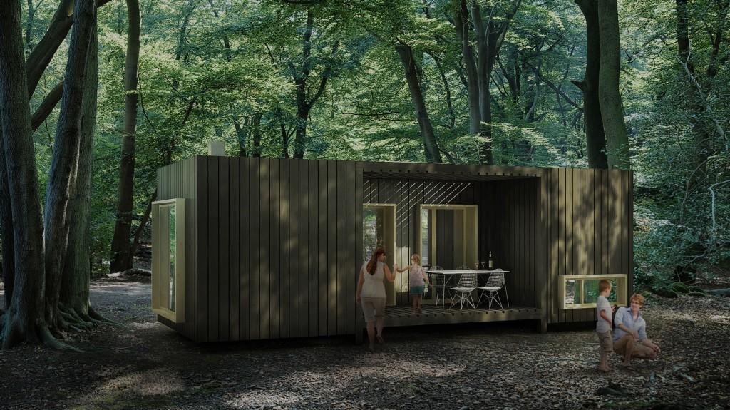 Vivir a lo mini minicasas inmobiliaria bancaria - Mini casas prefabricadas ...