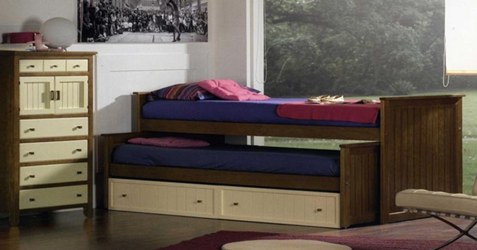 cama nido juvenil