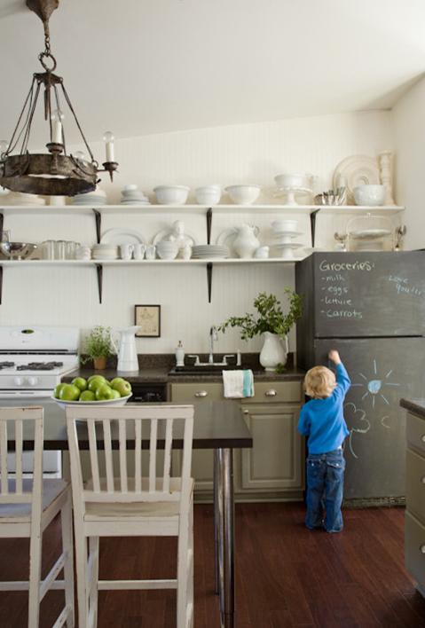 cocina moderna pizara