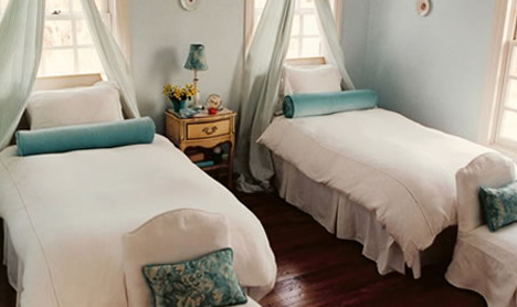 como decorar una habitacion de invitados