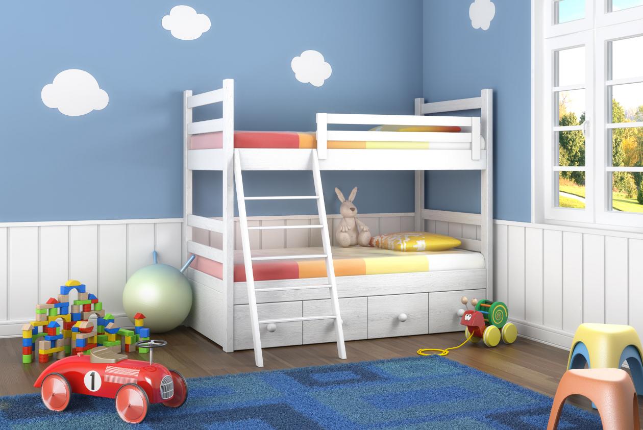 Errores típicos en la decoración de habitaciones infantiles | Casa y ...